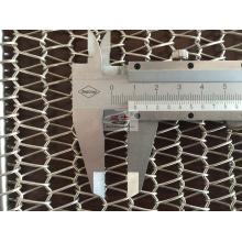 Cinturón de malla AISI 304
