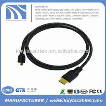 15 FT Micro HDMI Cables V1.4 3D para HDTV PlayBook HTC EVO