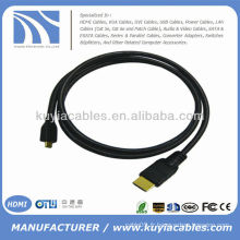 15 FT Micro HDMI Câbles V1.4 3D pour HDTV PlayBook HTC EVO