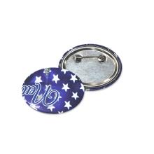 Factory Price Wholesale Custom Tin Badge