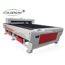 Máquina de corte a laser de metal e não-metal / 3 eixos máquina de gravação a laser