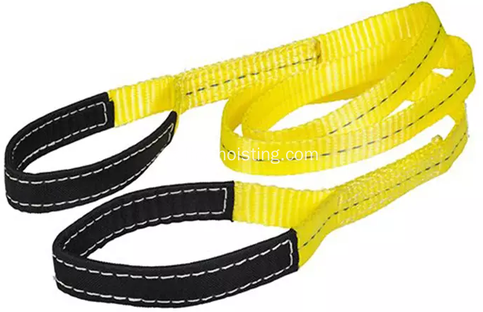 Correia de estilingue de levantamento do estilingue do webbing 8T