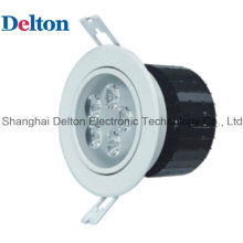 10W redondo Dimmable LED abajo luz (DT-TH-15A)