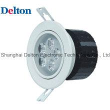 10W круглый затемняемый светодиодный светильник (DT-TH-15A)