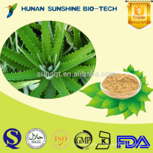 Plant Extract Aloe Vera Price / Aloin / Aloe barbadensis Mill Extract for food & Beverage Field
