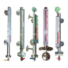Magnetic Level Gauge with Transmitter Accuracy 1mm