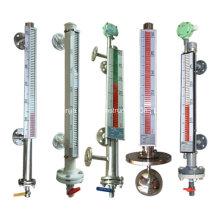 Medidor de nível magnético com precisão do transmissor 1mm