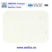 Порошковое покрытие краской молочно-белого