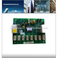 Kone elevador piezas de recambio 713730G51 elevador pcb board