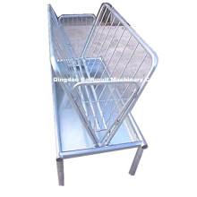 Animals Hay Feeder Hot Dipped Galvanised Welded Steel Hay Feeder