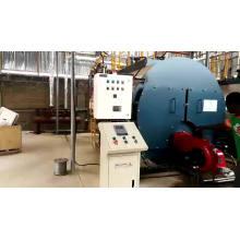 Chaudière à vapeur à mazout diesel pour l'industrie textile