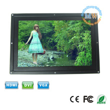 16:10 high resolution 1280X800 LED backlit 12 inch hdmi monitor