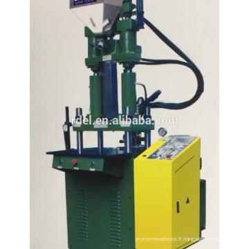 Bouchon en plastique de machine de moulage par injection verticale faisant la machine