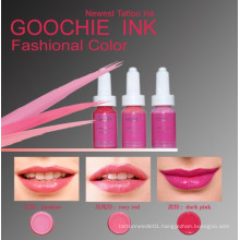 Cosmetic Permanent Makeup Ink (ZX08)