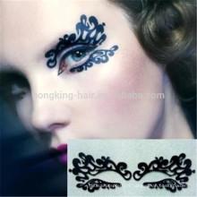 Autocollant de tatouage Eyeline, tatouage temporaire des yeux. Prix de gros