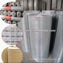 Arame de aço soldado galvanizado / fio de aço inoxidável