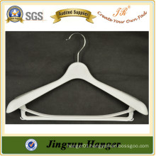Bestselling Plastic Suit Hanger Quality Clothes Hanger Factory