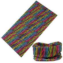 Tubo de bandana promocional em microfibra de poliéster com design personalizado