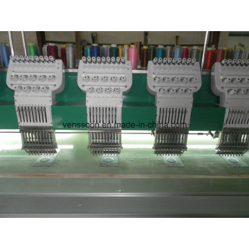 10heads Flat Embroidery Machine