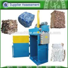 alta eficiencia de la máquina de prensa hidráulica para botellas de PET