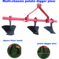3 Punkt Hitch Einreihige Mittel Buster Untergrundlockerer für Kartoffel