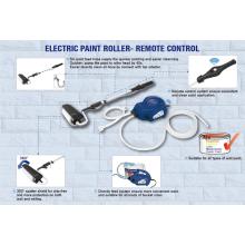 Rolo de pintura da energia eléctrica do sistema da pintura de JS para paredes e tetos 45W DIY com escova JS610GT