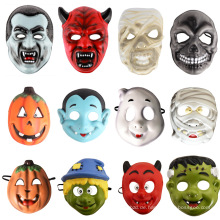 FQ Marke Tier benutzerdefinierte LED Horror Party Halloween Maske
