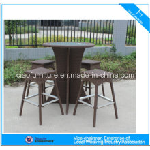 High End Table Bar Furniture Bar Table and Chair (CF878+CF878C)