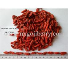 Ningxia secas bagas de Goji 280 PCS / 50g