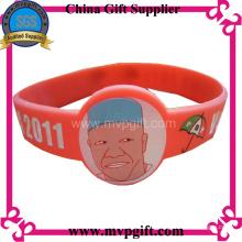 Werbung Silikon Armband für Geschenk (M-MW18)