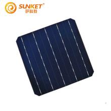 Células fotovoltaicas de celda solar mono JA 5BB