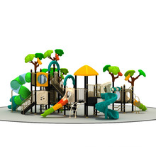 New Design Preschool Large Plastic Children Outdoor Playground Equipment