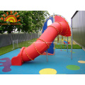 Backyard Straight Slide Equipment For Children