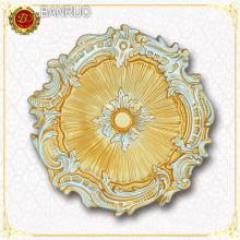 Gold Silber PU Artistic Panel für Hochzeit Dekoration