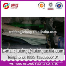 polycotton plain dyed twill drill stock fabric