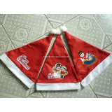 Promotional Gift Santa Claus Hat with Logo Printing
