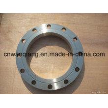 Bride de tuyau en acier inoxydable à bride de plaque