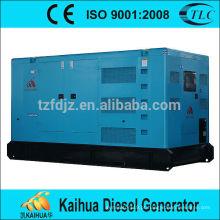 Tipo silencioso do ISO 100kw do CE grupos de gerador diesel postos pela CUMMINS