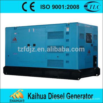 Super Silent Type 400kw Diesel Generator Set with Cummins Engine KTA19-G4