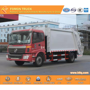 FOTON 4X2 compactor garbage truck