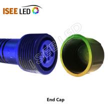 Conector de borracha anti-poeira para luz LED
