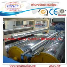 1000-миллиметровое двухслойное / трехслойное экструзионное оборудование для растягивающей пленки