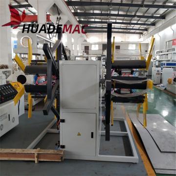 Machine d'enroulement de bobines de tuyau en PVC PE PPR