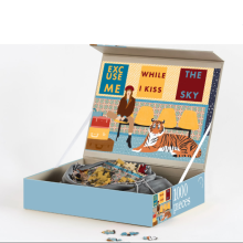 Custom Jigsaw Puzzle Intellectual Game For Adults