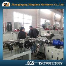 Tubo de PPR de suministro de agua caliente que hace la máquina