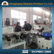 Tubulação de PPR da fonte de água quente que faz a máquina