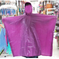 Poncho customed kalis air PVC hujan