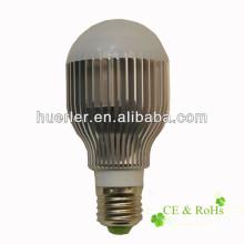 hot sale 3w 5w 7w 9w 12w e27 e26 b22 e27 7w led light bulb cool white