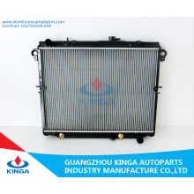 Auto Radiator for Landcruiser`98-02 Uzj100W High Quality