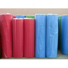 Tissu non-tissé tissé non-tissé de spunbond de pp imprimé tissu non-tissé